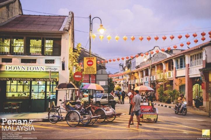 Lost in Penang หลงไปในปีนัง