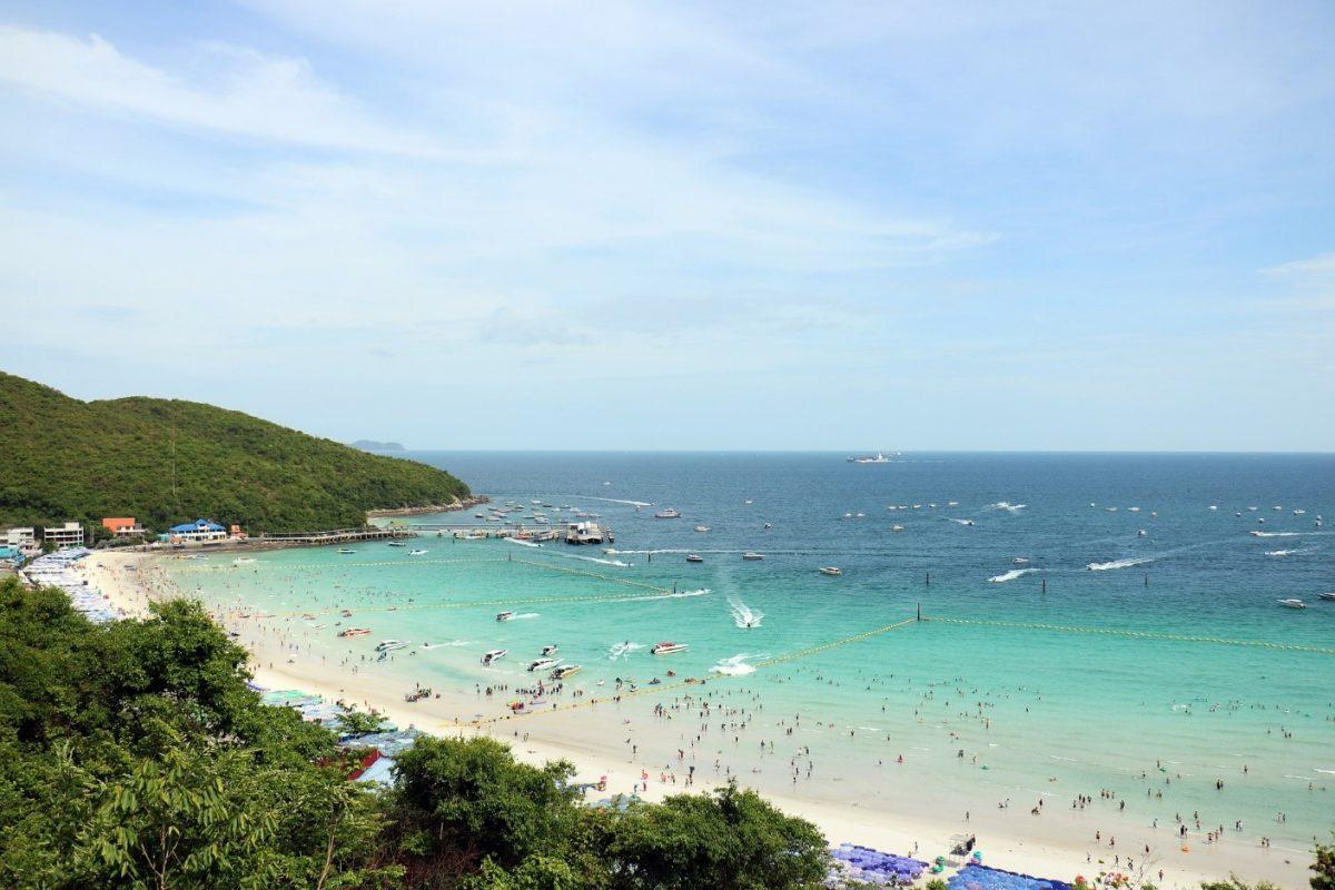 เที่ยวชายหาดชิว ๆ ชมวิวเพลิน ๆ ที่พัทยากันดีกว่า