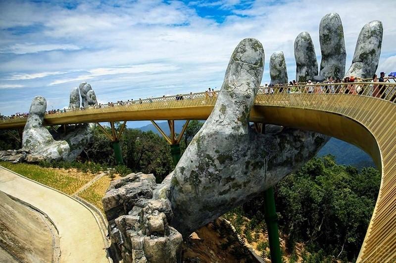ทริปหลักพัน วิวหลักล้าน เป็นไปได้ที่บานาฮิลล์ ประเทศเวียดนาม