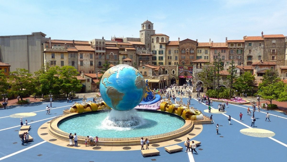 Tokyo Disney Sea ดินแดนแห่งเทพนิยายแห่งญี่ปุ่น