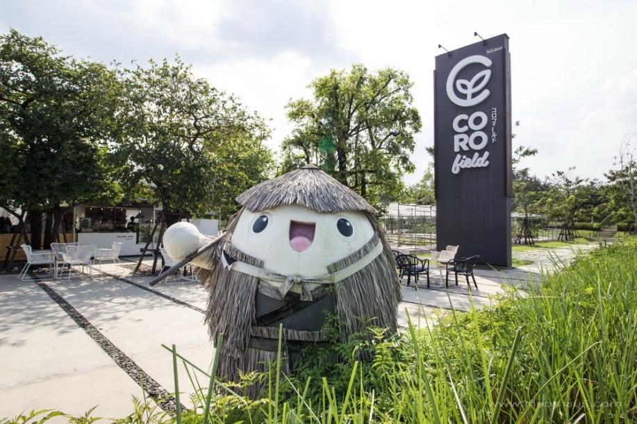 """พักผ่อนและสัมผัสวิถีเกษตรแบบฉบับญี่ปุ่นที่ """"Coro Field"""" สวนผึ้ง"""