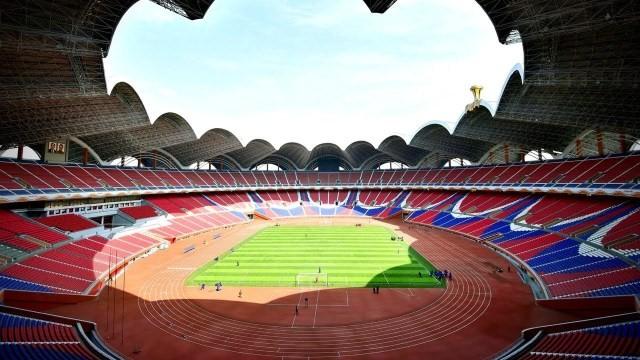 รึงราโด สนามกีฬาที่ใหญ่ที่สุดในโลก